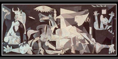 Guernika, Picasso