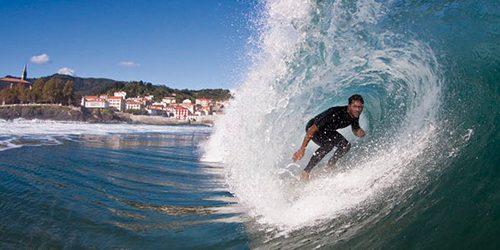 Surf,  Mundaka
